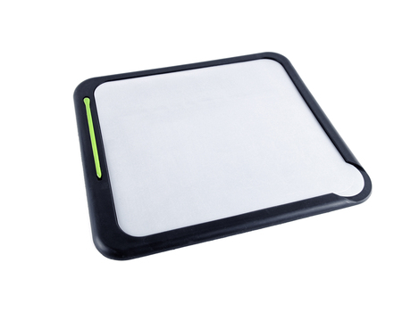 Photos of the Quirky Scratch-n-Scroll Mousepad