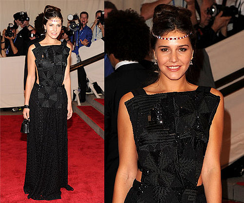 Margherita Missoni at 2010 Costume Institute Gala