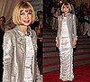 Anna Wintour Wears Chanel at 2010 Costume Institute Gala
