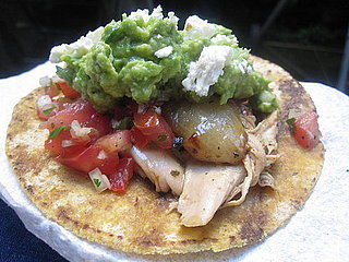 Chipotle Roast Chicken Tacos