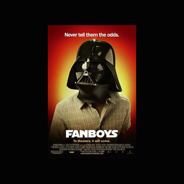 Be a Fanboy