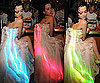 Katy Perry Light Up Dress at 2010 Met&#039;s Costume Institute Gala
