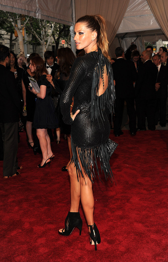 Gisele Bundchen in Alexander Wang