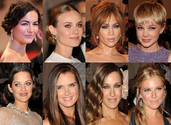 The Met's Costume Institute Gala: My Favourite Beauty Looks!