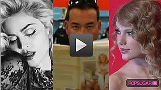 Video of Madonna Photo Shoot, Jon Gosselin Reading Kate's Book, Taylor Swift at Time Gala