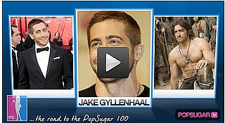Jake Gyllenhaal's Hot and Sweet Road to the PopSugar 100 Sweet 16!
