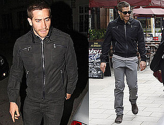 Pictures of Jake Gyllenhaal Out And About in London
