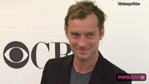 Jude Law and Sienna Miller Engagement News