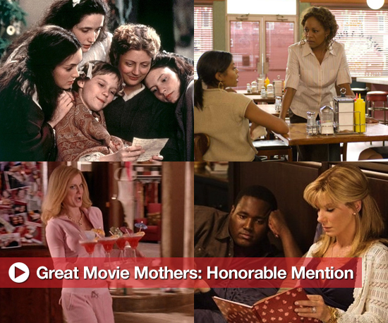 Great Movie Mothers: Honorable Mention