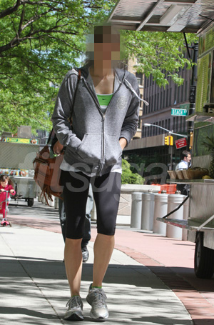 Celebrity Wearing Nike Workout Gear
