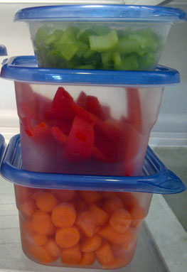 Do Chemicals Leach Into Food When Reusable Plastic Containers Are Microwaved?