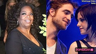 Robert Pattinson and Kristen Stewart Relationship News on Oprah