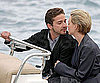Slide Picture of Shia LaBeouf And Carey Mulligan Kissing in Cannes