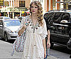 Slide Picture of Taylor Swift Shopping in NYC