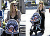 Pictures of Sarah Michelle Gellar and Charlotte Prinze in LA 2010-05-10 10:30:00