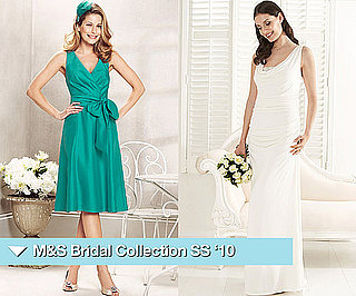 Photos of Marks and Spencer Bridal Collection for Spring Summer 2010