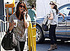 Pictures of Ashley Greene Grabbing Coffee in LA