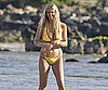 Slide Picture of Brooklyn Decker in a Bikini in Hawaii