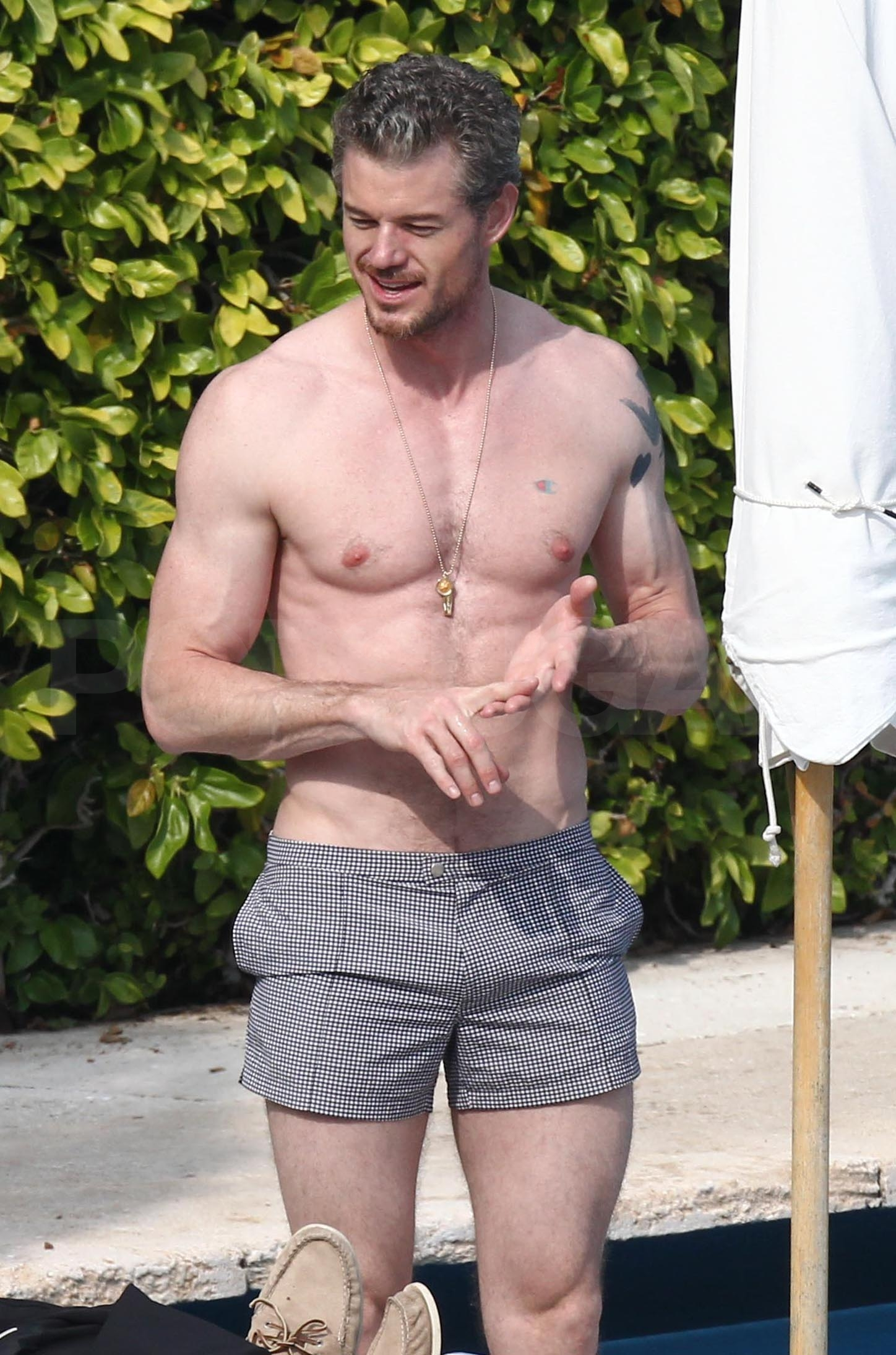 Are You Loving All the Eric Dane Shirtlessness? | POPSUGAR Celebrity