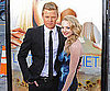 Slide Picture of Amanda Seyfried and Christopher Egan at Letters to Juliet Premiere in LA