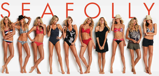 Pictures of Seafolly Swim Summer &#039;10 Collection