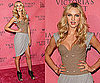Candice Swanepoel Wears Alexander Wang Dress at Victoria's Secret Event