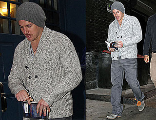 Pictures of Channing Tatum With Friends in New York