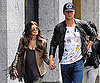 Slide Picture of Fergie and Josh Duhamel in Milan