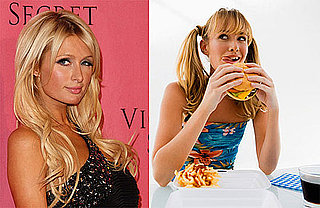 "Paris Hilton ""Not Eating Fast Food Anymore"""
