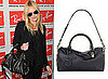 Kate Bosworth with Black Satchel Handbag by Loewe