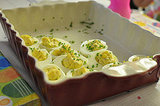 Deviled egg photo