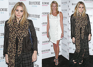 Pictures of Kelly Osbourne, Ashley Olsen, and Chelsea Handler at the Belvedere Grapefruit Party 2010-05-14 10:00:00