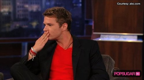 Video of Ryan Phillippe Swearing on TV