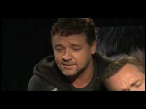 Russell Crowe and the Merry Men from Robin Hood cover Sean Kingston's Beautiful Girls