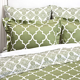 Mimosa Reversible bedding