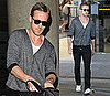 Pictures of Ryan Gosling Back From Cannes
