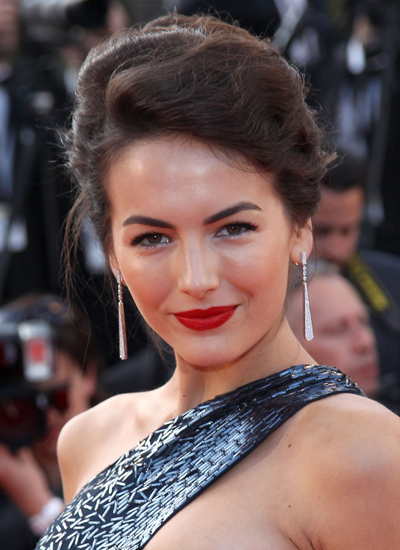 Camilla Belle at the Premiere of Il Gattopardo