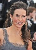 Evangeline Lilly at the Premiere of The Princess of Montpensier