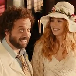 Trailer For Barney's Version With Paul Giamatti, Dustin Hoffman, Rachelle Lefevre, and Minnie Driver