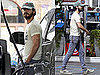 Pictures of Shia LaBeouf in LA After Spending Time in Cannes With Girlfriend Carey Mulligan