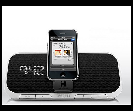 iHome iPod Dock ($100)