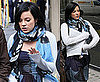 Pictures of Lily Allen Out in London, Taking Five Years Off To Have A Baby and Start a Family