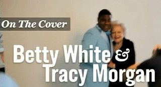 Behind-the-Scenes Look at Betty White and Tracy Morgan's New York Magazine Photo Shoot