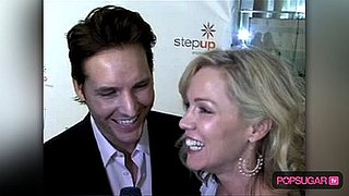 Video of Peter Facinelli Talking About Breaking Dawn