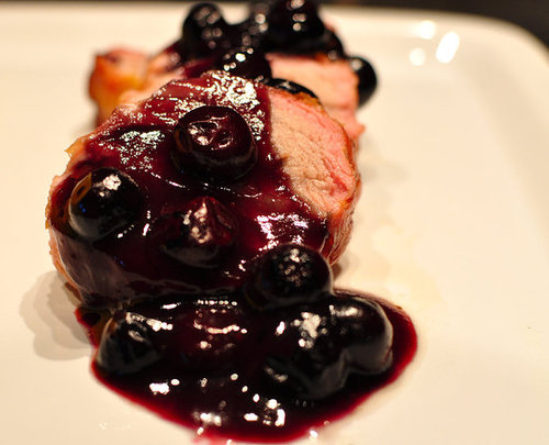 Blueberry Sauce with Pictures and Recipe