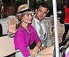 Slide Picture of Joshua Jackson and Diane Kruger in Central Park