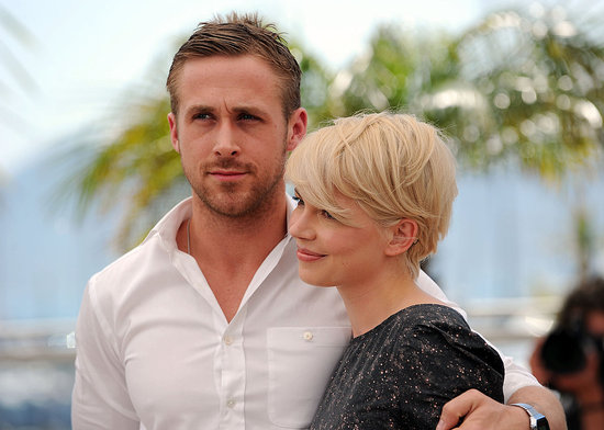 Pictures of Blue Valentine at Cannes