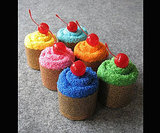 Wash Cloth Cupcakes ($3.50)