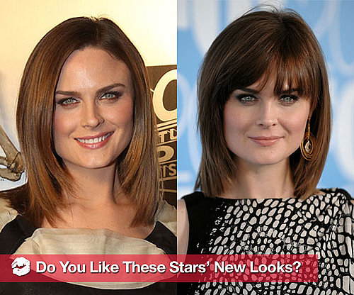 Celebrity Hairstyle Changes