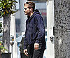 Slide Picture of Jake Gyllenhaal Running Errand in LA